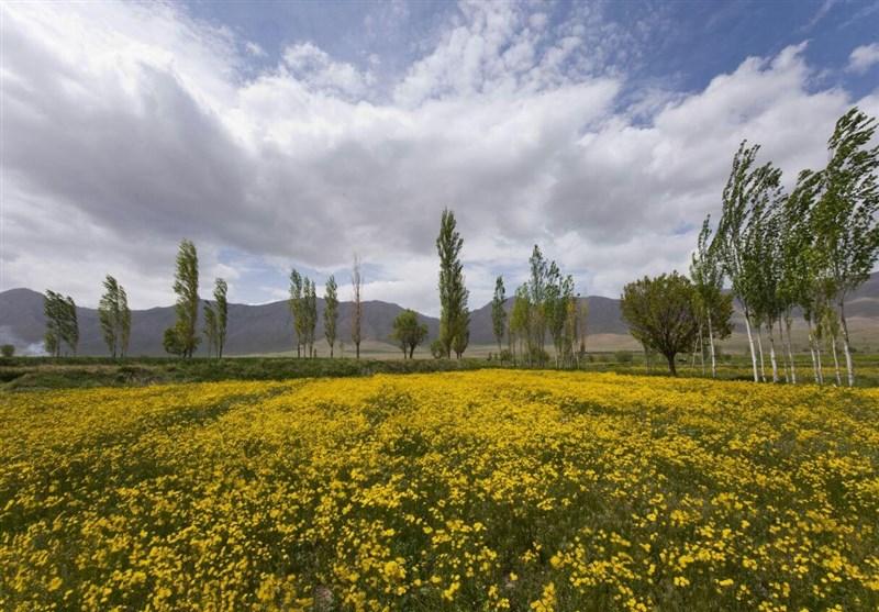 """روستای """"ویست"""" بهشت گمشده در غرب اصفهان؛ ویست محل تلاقی طبیعت و تاریخ+عکس"""