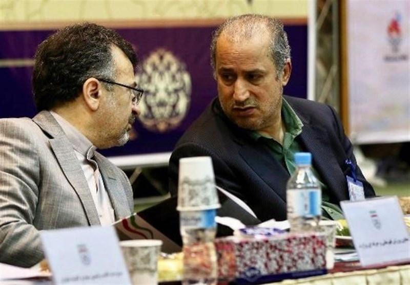 برگزاری جلسه هماهنگی لیگ برتر فوتبال با حضور داورزنی + عکس