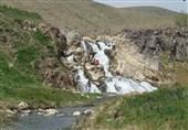 آبشار کردعلیا اصفهان