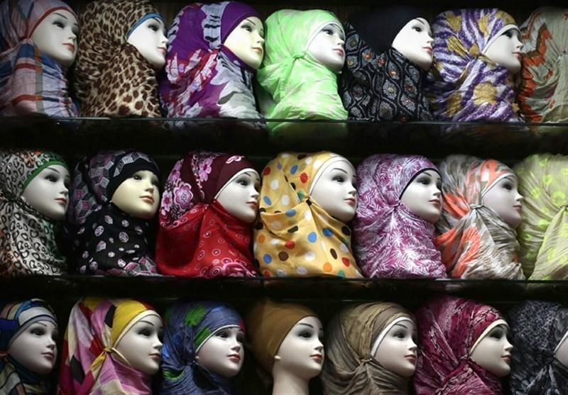 یورپی کمپنیوں کو حجاب پر پابندی لگانے کا اختیار حاصل