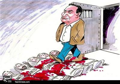 مبارک یسیر على السجادة الحمراء