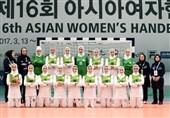شکست بانوان هندبالیست ایران مقابل ازبکستان