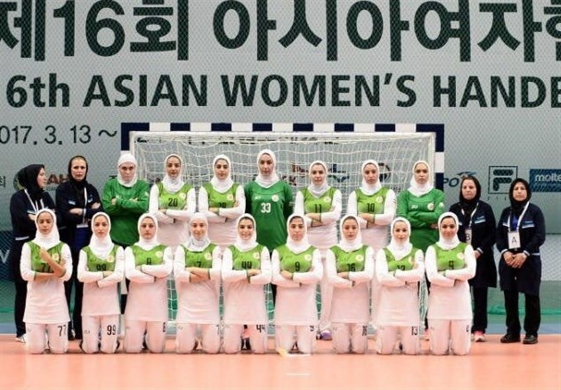 Iran Beaten by Uzbekistan in Asian Women's Handball