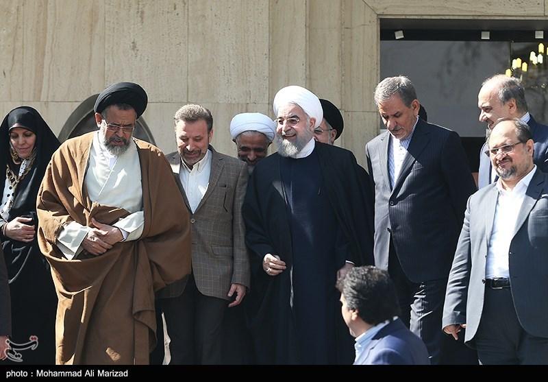 گزارش: دولت روحانی رکورددار محرمانهها + جدول