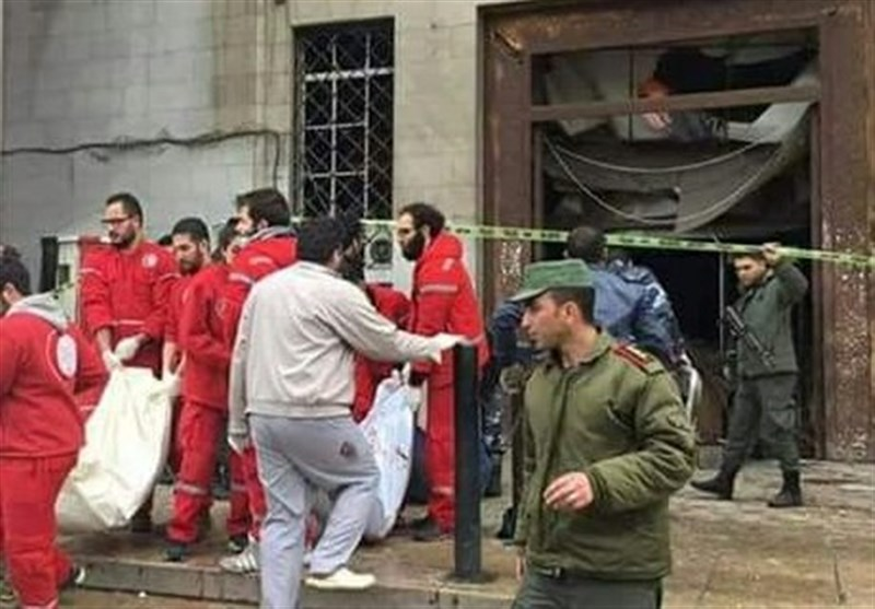 Courthouse Bombing in Damascus Leaves over 30 Syrians Dead