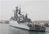 تمرین مشترک دریایی بین نیروی دریایی ارتش ایران و پاکستان