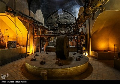 معصرة شاهي في أصفهان