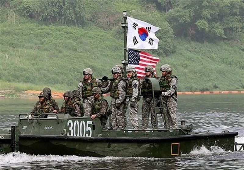 امریکہ جنوبی کوریا