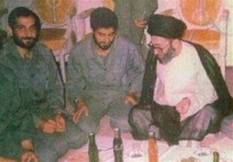رهبر انقلاب شهید باکری