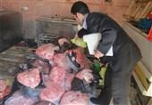 محموله 1600 کیلوگرمی مرغ غیرقابل مصرف در کشتارگاههای بانه و بیجار کشف شد