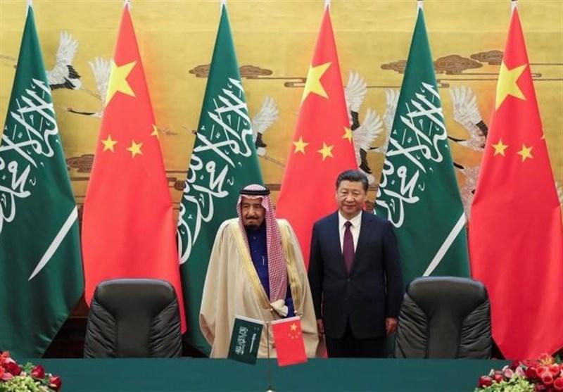 سعودی عرب چین