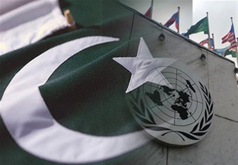 پاکستان اقوام متحدہ