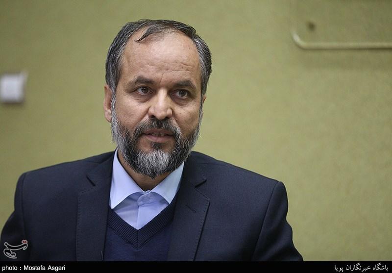 رضا معمی مقدم مدیرکل تشکل های دینی سازمان تبلیغات اسلامی