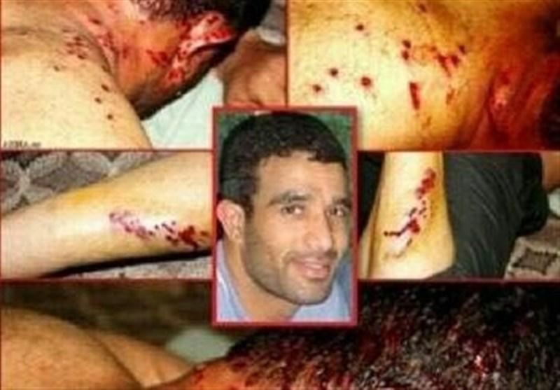 زندانی بحرینی