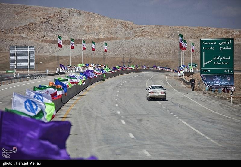 سفر وزیر راه و شهرسازی به کرمانشاه