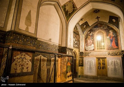 Iran's Beauties in Photos: Vank Cathedral in Isfahan