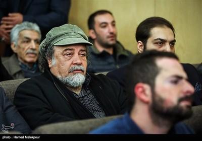 محمدرضا شریفینیا در مراسم یادبود زندهیاد علی معلم