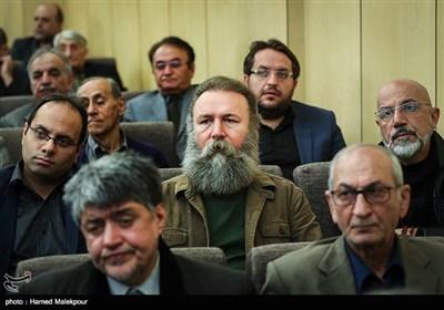کیهان ملکی در مراسم یادبود زندهیاد علی معلم