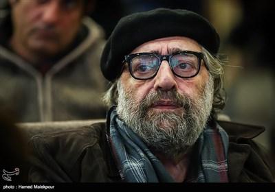 مسعود کیمیایی در مراسم یادبود زندهیاد علی معلم