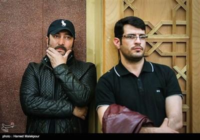 مجید صالحی در مراسم یادبود زندهیاد علی معلم