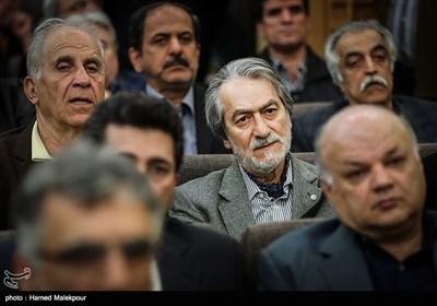 مجید انتظامی در مراسم یادبود زندهیاد علی معلم