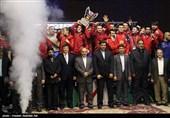 فینال جام جهانی کشتی فرنگی - آبادان