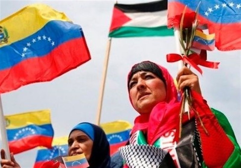 'Zionism Is Our Enemy': Venezuela Supports Palestine Resistance