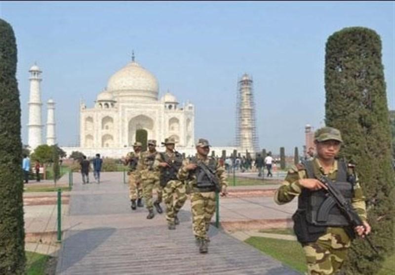 بھارت کی داعش کی موجودگی کے انکار سے تاج محل کی سیکورٹی بڑھانے تک