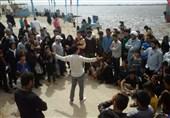 نمایشهای خودجوش خیابانی همراه با راهیان نور