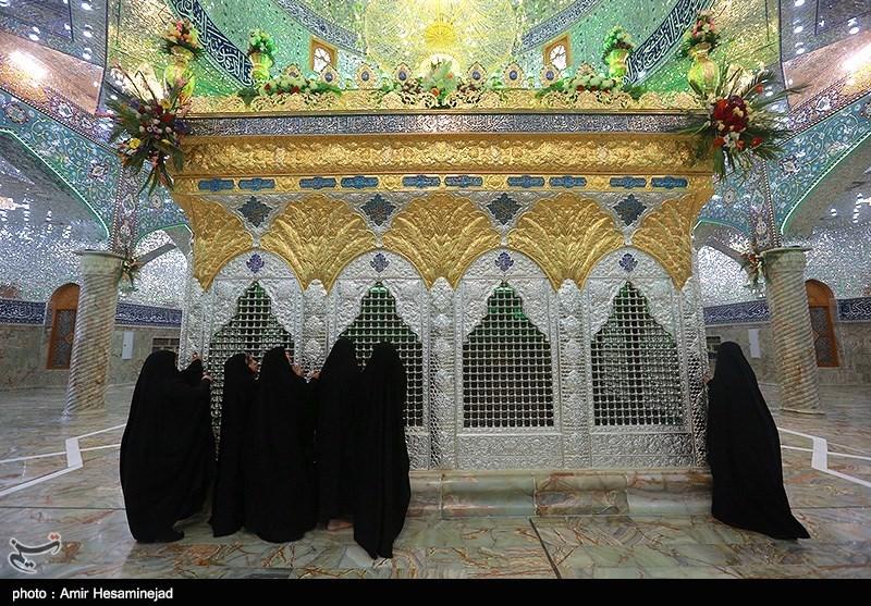 چرا امام علی به مسجد رفت
