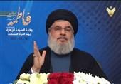 Nasrallah: İsrail, Rusya'nın Suriye'de IŞİD Aleyhindeki Hamlelerini Sonlandırmasını İstiyor