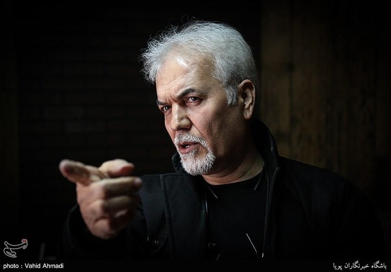 توکلی: سلبریتیهایی که در فضای مجازی فحاشی میکنند، قهرمان نیستند/ ماجرای علاقه مسعود کیمیایی برای ساخت فیلم دفاع مقدسی