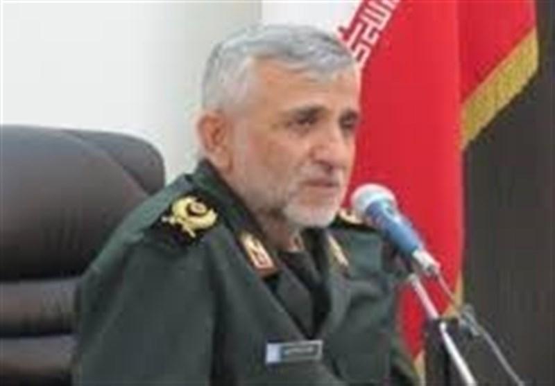 سردار فرجی: شهید همدانی با کمترین هزینه فتنه 88 را مدیریت کرد