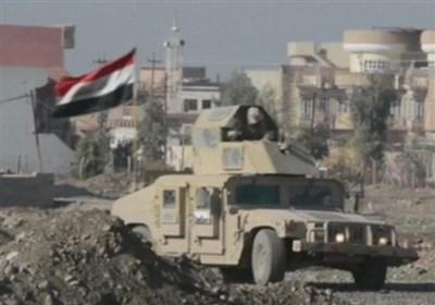 محله الیابسات در کرانه راست موصل آزاد شد