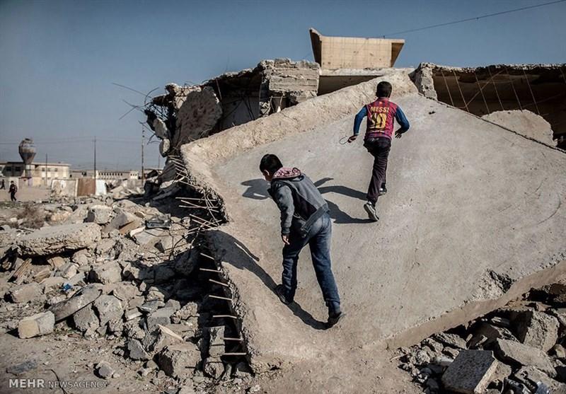 جنگ در غرب موصل