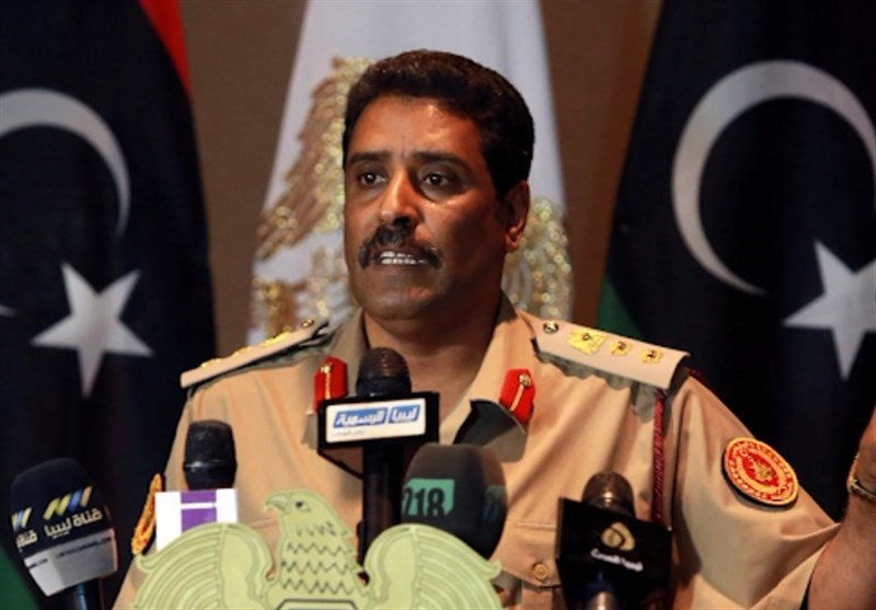 احمد المسماری