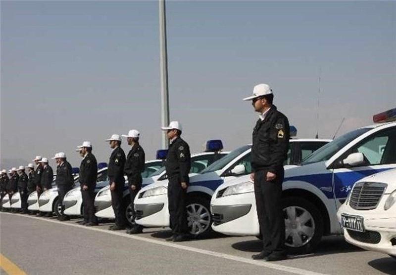 پلیس راه گلستان