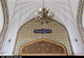 آیین افتتاح رواق حضرت زهرا(س) - مشهد