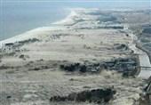 جسد نوجوان مفقودی طوفان دریایی در دیر کشف شد
