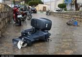 طغیان آب دریا در شهرستان دیر - 2