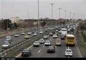تردد بیش از 240 هزار وسیله نقلیه در محورهای لرستان ثبت شد