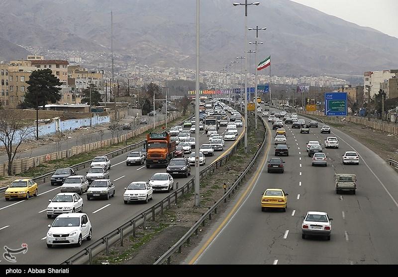 2 میلیون و 198 هزار خودرو در سفرهای نوروزی از جادههای زنجان تردد کردند