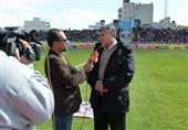 رسول فلاح مدیرعامل باشگاه فجر شهید سپاسی
