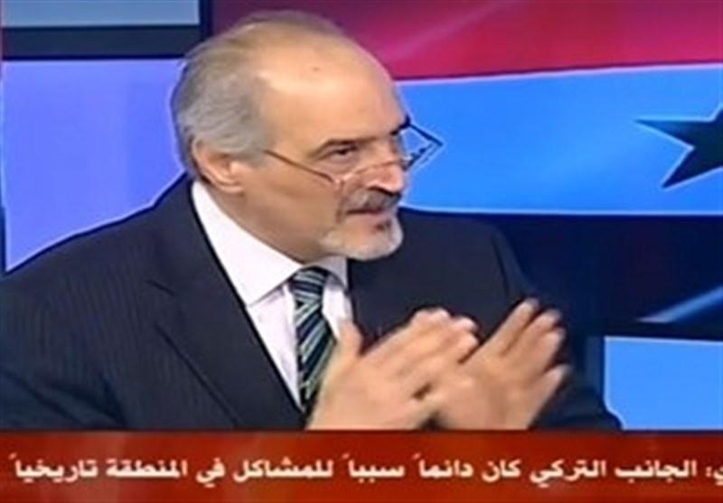 الجعفری: إسرائیل ستحسب ملیون حساب وروسیا أبلغتها رسالة قویة