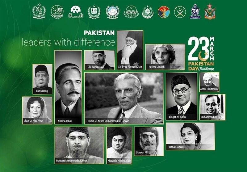 پاکستان کے عظیم راہنماؤں اور ذہین سپوتوں کی چیدہ چیدہ تصاویر