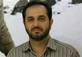 یادمان شهدای مدافع حرم استان مازندران در هفت تپه نصب شد