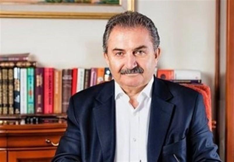 زیبکجی وزیر فرهنگ سابق ترکیه