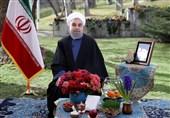 Iranian President Highlights Importance of 'Progress', 'Development' in New Year