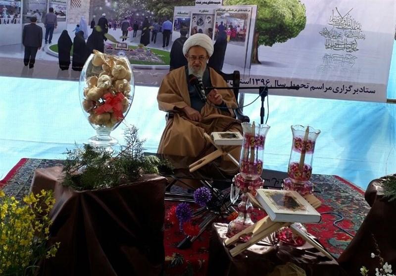 جلسات تفسیر قرآن توسط نماینده ولی فقیه در مازندران برگزار میشود