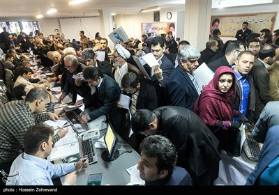 Applicants Register for Candidacy for Tehran City Council Seats